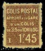 France - Colis postaux YT 96 - Oblitéré