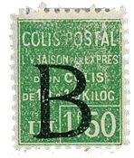 France - Colis postaux YT 106 - Neuf avec charnières