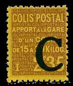 France - Colis postaux YT 111 - Neuf sans charnières