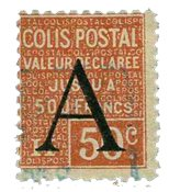 France - Colis postaux YT 84 - Oblitéré