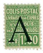 France - Colis postaux YT 85 - Neuf sans charnières