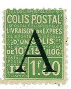 France - Colis postaux YT 86 - Neuf sans charnières