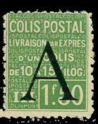Frankrig - Pakkeporto YT 86 - Postfrisk