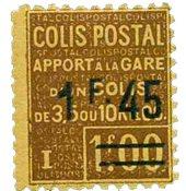 France - Colis postaux YT 88A - Neuf avec charnières