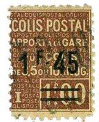 France - Colis postaux YT 88A - Oblitéré