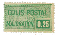 France - Colis postaux YT 78 - Neuf sans charnières