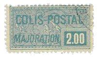 France - Colis postaux YT 79 - Oblitéré