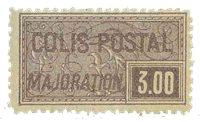France - Colis postaux YT 80 - Neuf avec charnières