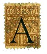 France - Colis postaux YT 81 - Oblitéré