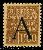 Frankrig - Pakkeporto YT 82 - Postfrisk