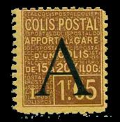 France - Colis postaux YT 83 - Neuf sans charnières