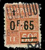 France - Colis postaux YT 61 - Oblitéré