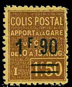 France - Colis postaux YT 52 - Neuf avec charnières
