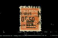 France - Colis postaux YT 55 - Oblitéré