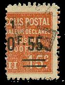 France - Colis postaux YT 58 - Oblitéré