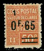 France - Colis postaux YT 61 - Neuf avec charnières