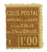 France - Colis postaux YT 48 - Neuf avec charnières