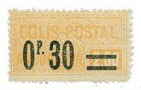 France - Colis postaux YT 35 - Neuf sans charnières