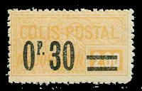 Frankrig - Pakkeporto YT 35 - Postfrisk