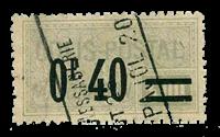 Frankrig - Pakkeporto YT 36 - Stemplet