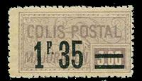 Frankrig - Pakkeporto YT 39 - Postfrisk