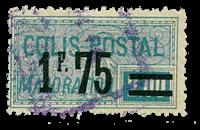 Frankrig - Pakkeporto YT 41 - Stemplet