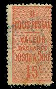 France - Colis postaux YT 30 - Oblitéré