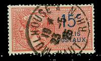 France - Colis postaux YT 33 - Oblitéré