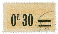 France - Colis postaux YT 35 - Oblitéré