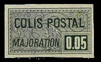 France - Colis postaux YT 23 - Neuf avec charnières