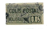 France - Colis postaux YT 23 - Oblitéré