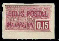 France - Colis postaux YT 24 - Neuf avec charnières