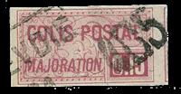 France - Colis postaux YT 24 - Oblitéré