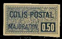 France - Colis postaux YT 26 - Neuf sans charnières