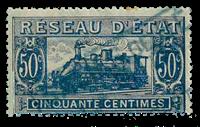 France - Colis postaux YT 12 - Oblitéré