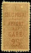 France - Colis postaux YT 7 - Neuf avec charnières