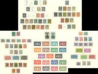Fransk Guyana - Samling 1887-1944
