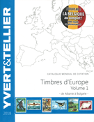 Yvert & Tellier - Europe 2018 - Vol. I (A-B) - Stamp catalogue