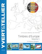 Yvert & Tellier - Europa A-B - Bind 1 2018