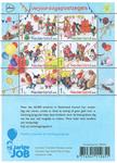 Holland - Fødselsdag - Postfrisk miniark