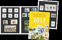 Lituanie - Year pack 2017 - Coll.Annuelle
