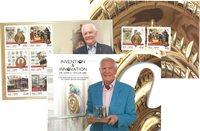 Île de Man - Dr. John Taylor - Carnet de prestige neuf timbres adhésifs