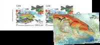 Grækenland - Fisk - Postfrisk hæfte