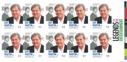 Australie - Ray Martin - Carnet neuf