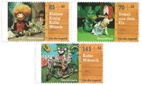 Germany - Charity issue 2017 - Mint set 3v