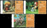Tyskland - Ungdomsvelgørenhed 2017 - Postfrisk sæt 3v