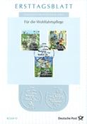 Tyskland - Velgørenhed 2017 - Førstedagskort