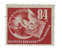 République Démocratique Allemande 1950 - Michel 260 - Neuf
