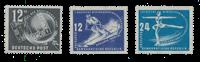 DDR 1949/1950 - Michel 245-247 - Postfrisk
