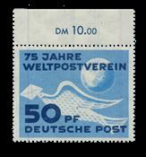 DDR 1949 - Michel 242 - Postfrisk